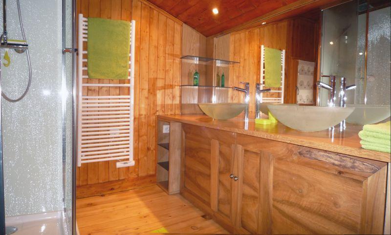 salle de bain Location Chalet 88059 Chamonix Mont-Blanc