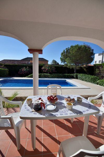 Vue de la terrasse Location Villa 88948 Miami Playa