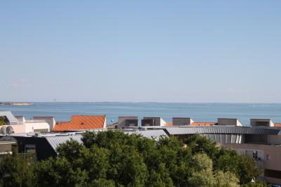 Vue du balcon Location Appartement 90464 La Rochelle