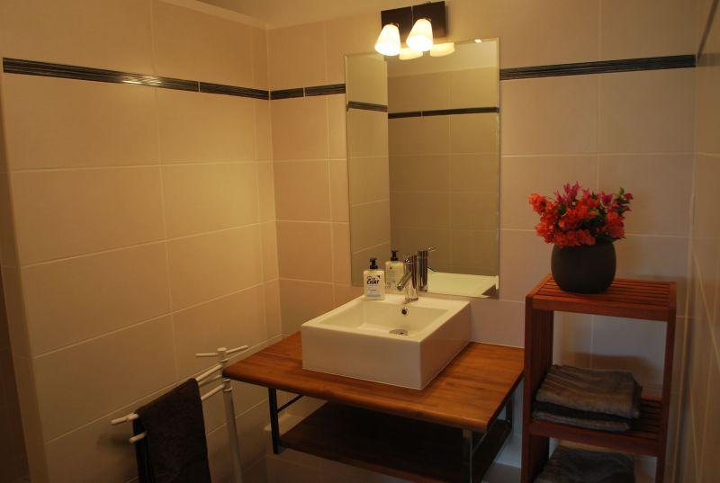 salle de bain Location Appartement 90989 Saint Francois