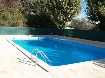 Vue de la terrasse Location Appartement 93177 Sérignan Plage