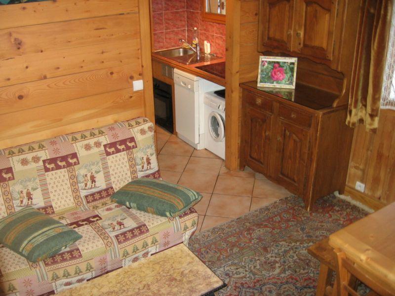 Salon 1 Location Appartement 93214 Chamonix Mont-Blanc
