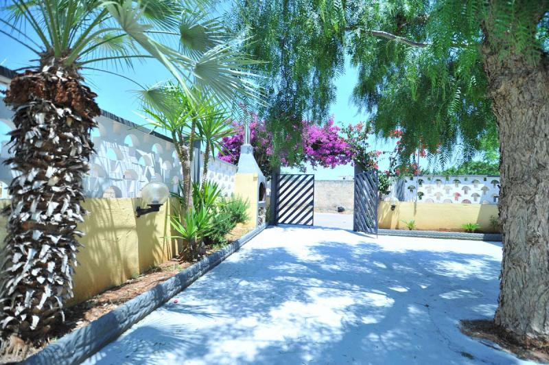 Jardin Location Appartement 93385 Ugento - Torre San Giovanni