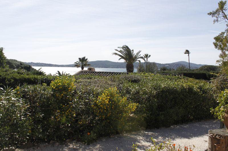 Vue depuis la location Location Maison 93909 Saint Tropez