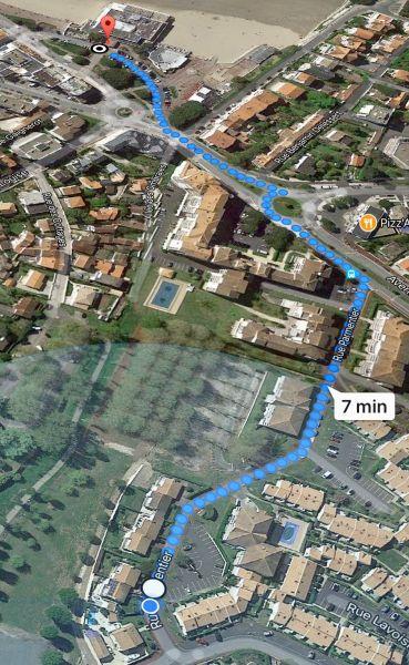 Carte Location Maison 93952 Royan