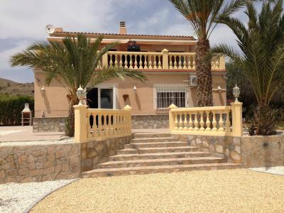 Location Villa 95806 Alicante