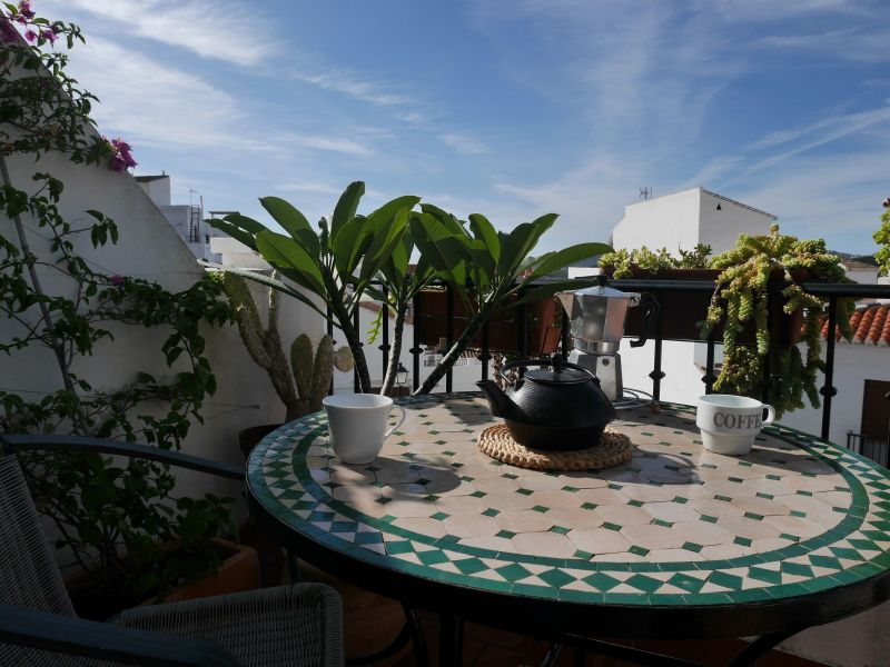 Terrasse 2 Location Maison 95953 Frigiliana