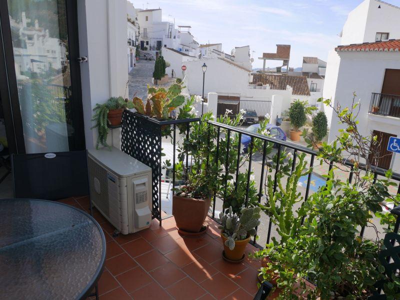 Vue de la terrasse Location Maison 95953 Frigiliana