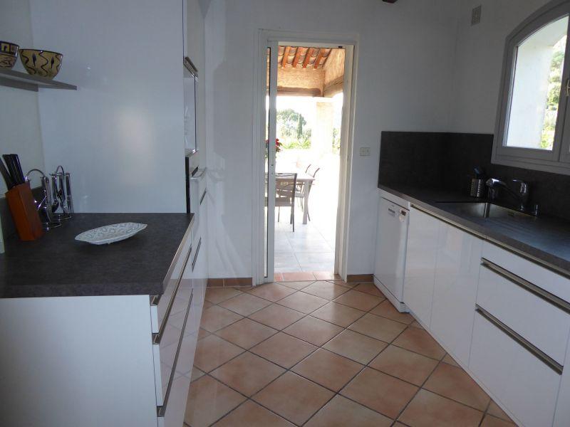 Cuisine indépendante Location Villa 98753 Le Lavandou
