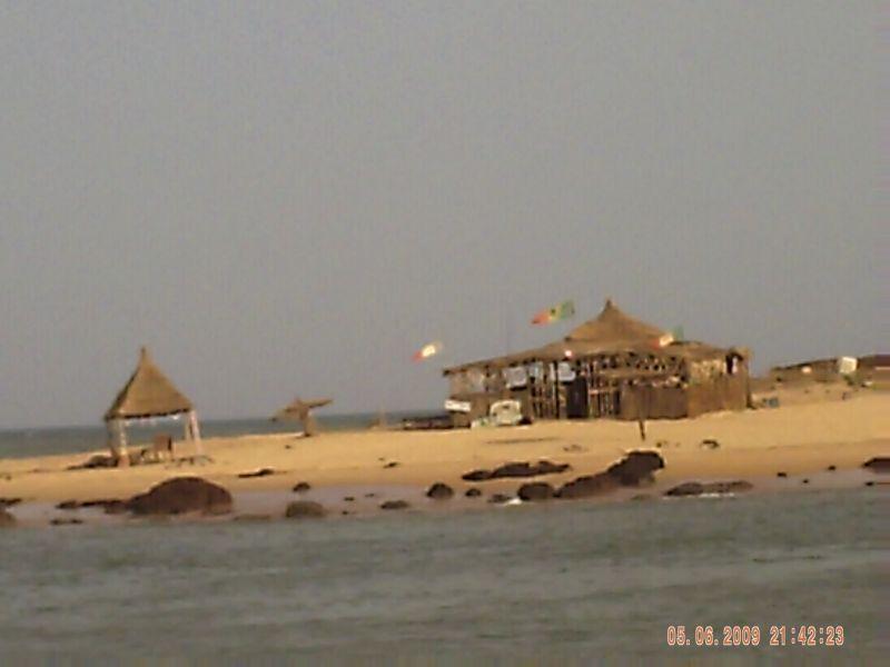 Vue à proximité Location Villa 99154 La Somone