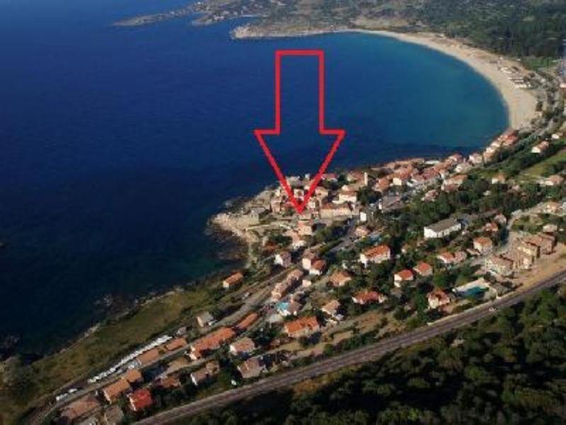 Plan de la location Location Maison 99555 Calvi