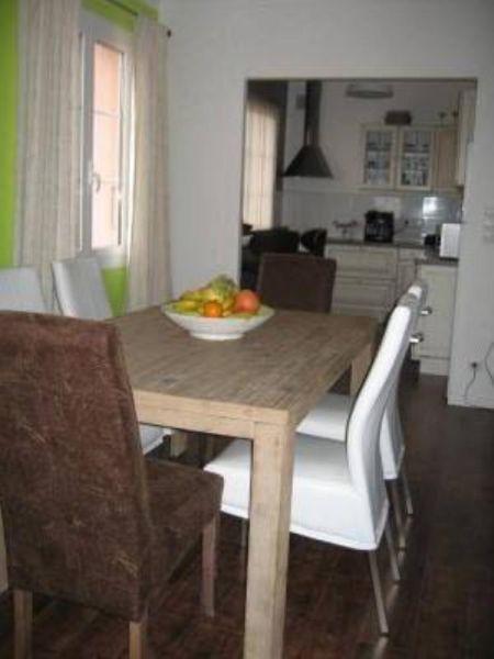 Salle à manger Location Maison 99555 Calvi