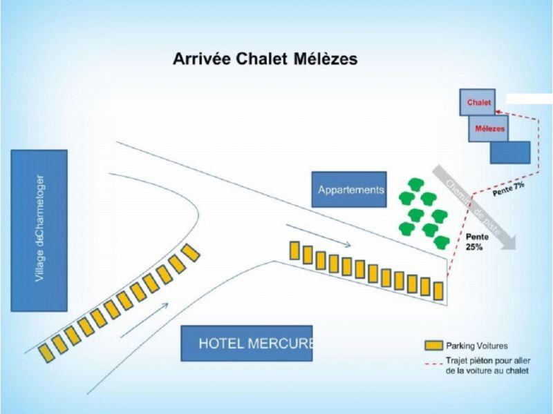 Location Gite 100022 Les Arcs