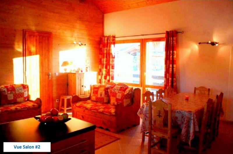 Salon Location Gite 100022 Les Arcs