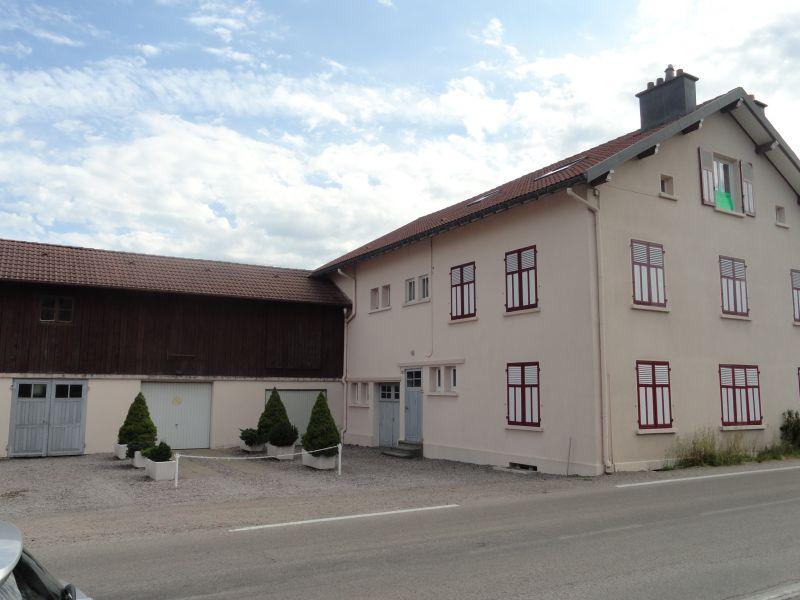 Vue extérieure de la location Location Appartement 100735 Gérardmer