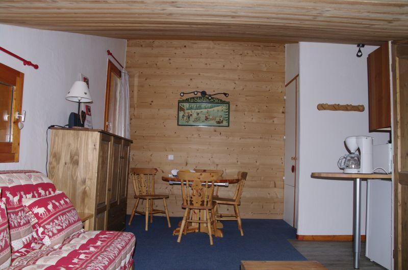 Séjour Location Appartement 100847 Valmorel