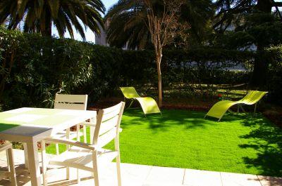 Jardin Location Appartement 101412 Nice