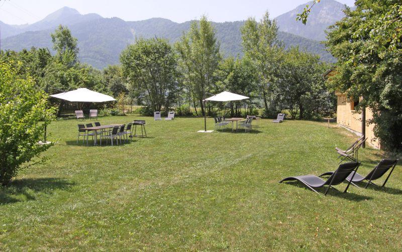 Jardin Location Gite 101879 Annecy