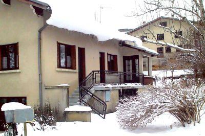 Vue ext�rieure de la location Location Villa 101987 Villard de Lans - Corren�on en Vercors