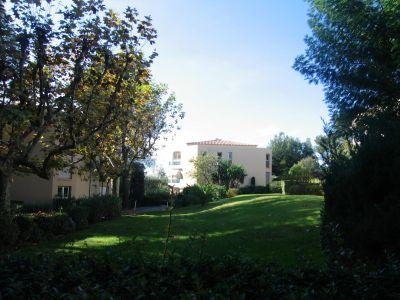 Jardin Location Appartement 102412 Boulouris