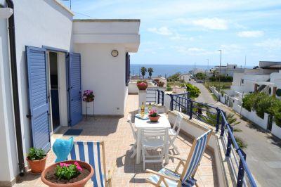 Terrasse Location Appartement 104223 Santa Maria di Leuca