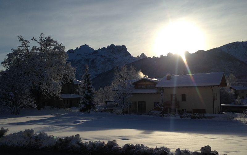 Vue extérieure de la location Location Appartement 105108 Cortina d'Ampezzo