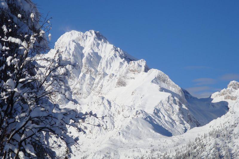 Vue à proximité Location Appartement 105108 Cortina d'Ampezzo