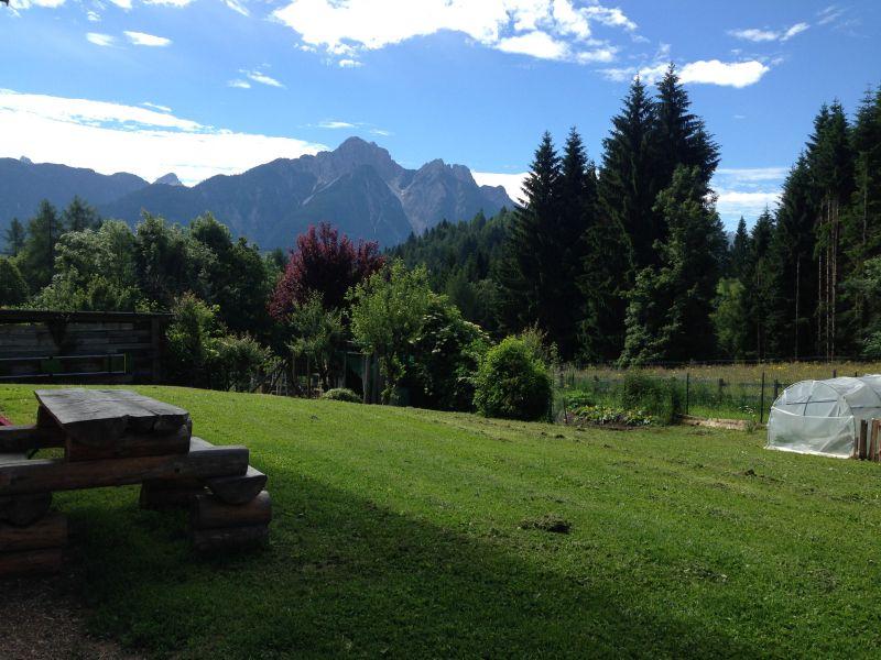 Jardin Location Appartement 105108 Cortina d'Ampezzo