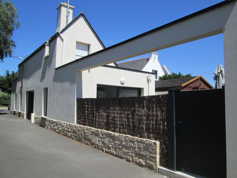 Vue extérieure de la location Location Maison 105982 Quiberon