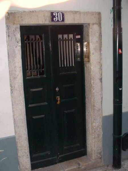 Entrée Location Appartement 106237 Lisbonne