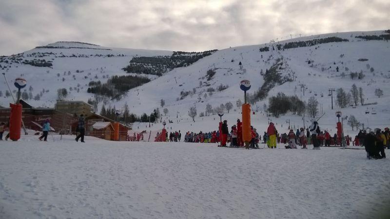 Vue à proximité Location Appartement 106447 Les 2 Alpes