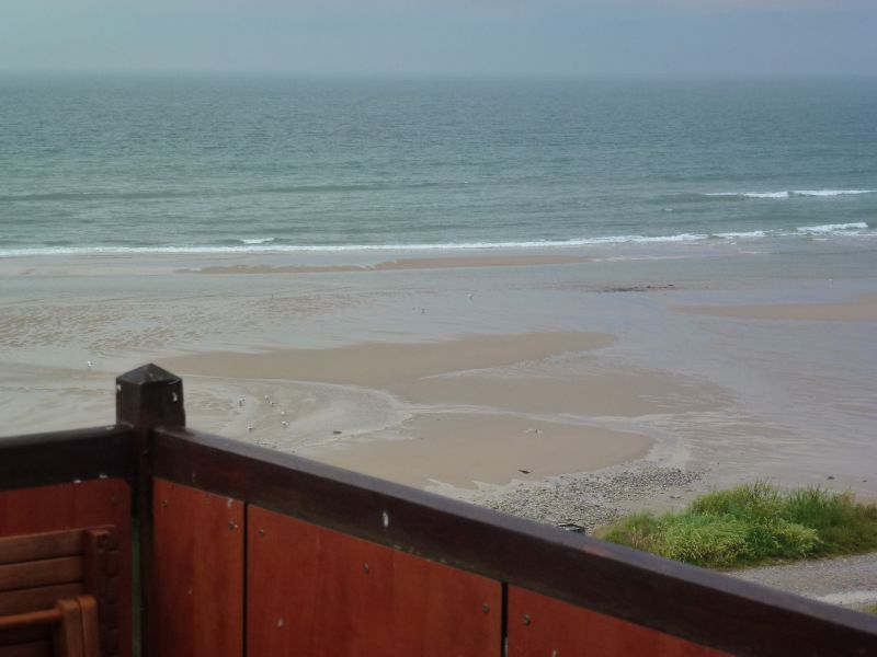 Vue du balcon Location Villa 106827 Wissant