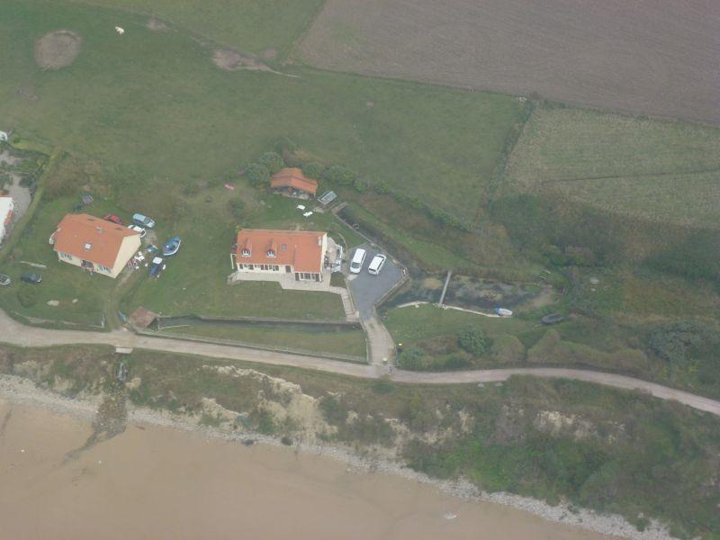 Vue extérieure de la location Location Villa 106827 Wissant
