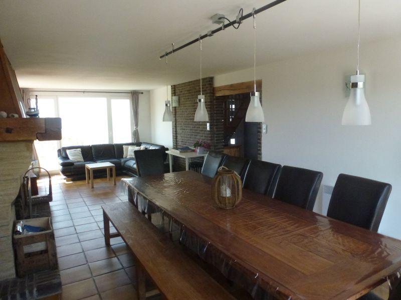 Salle à manger Location Villa 106827 Wissant
