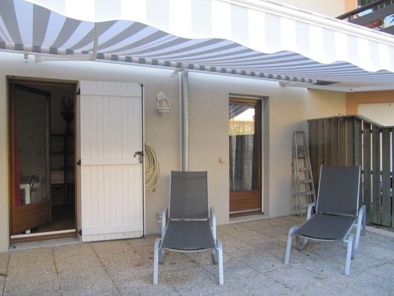 Vue de la terrasse Location Appartement 107736 Annecy