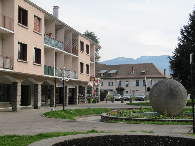 Vue à proximité Location Appartement 107736 Annecy
