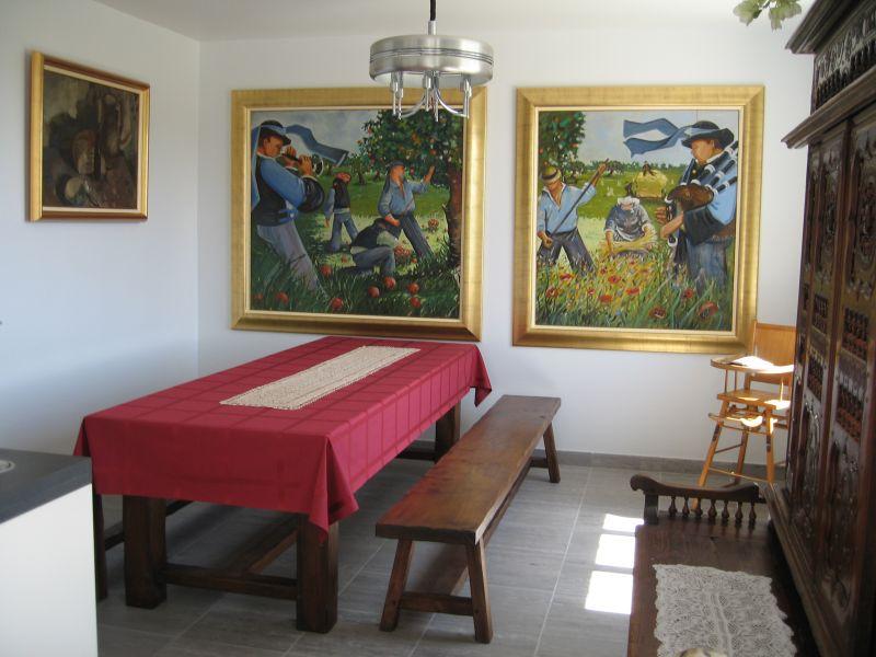 Salle à manger Location Villa 107946 Pont Aven