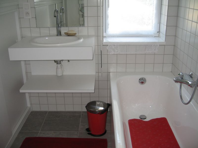 salle de bain Location Villa 107946 Pont Aven