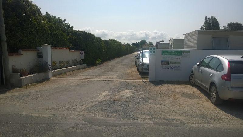 Entrée Location Mobil-home 108810 La Cotinière