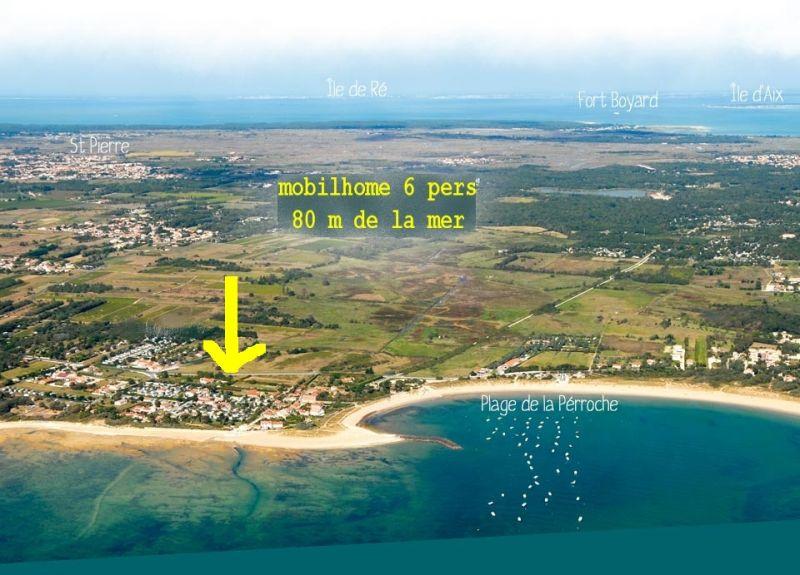 Vue autre Location Mobil-home 108810 La Cotinière