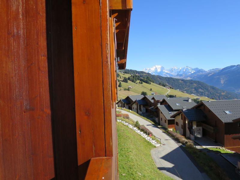 Vue du balcon Location Appartement 111117 Les Saisies