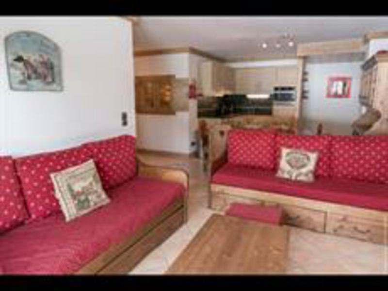 Plan de la location Location Appartement 111955 Les Arcs