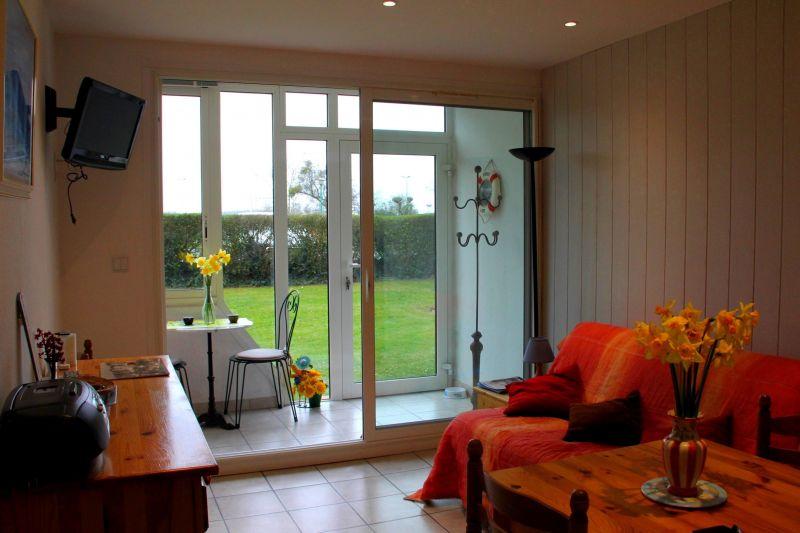 Vue depuis la location Location Appartement 113080 Cabourg