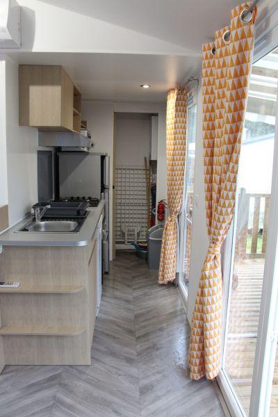 Coin cuisine Location Mobil-home 113181 Saint-Julien-en-Born
