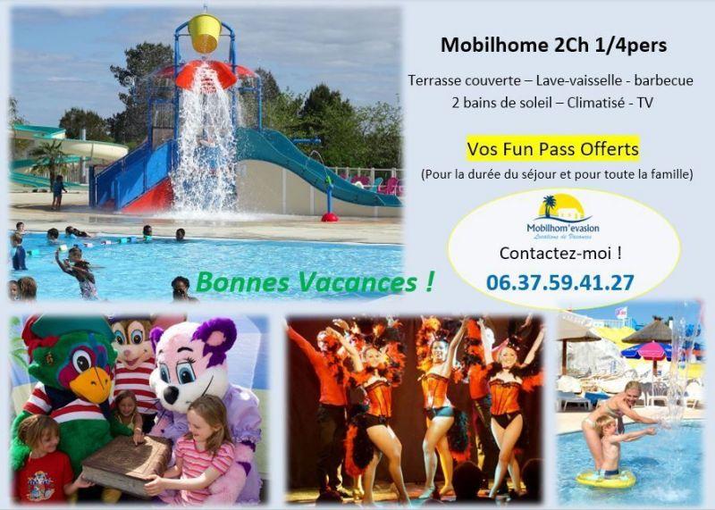 Location Mobil-home 113181 Saint-Julien-en-Born