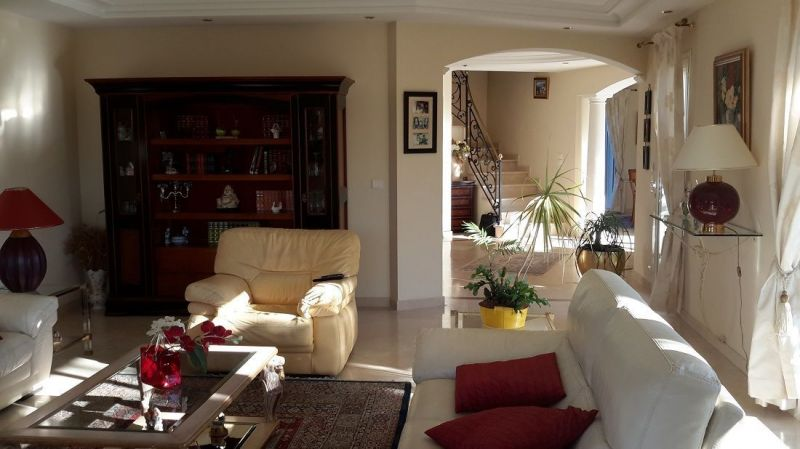 Salon Location Villa 113759 Mougins