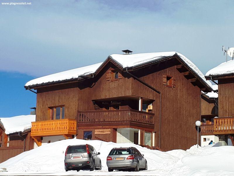 Location Chalet 114024 La Plagne