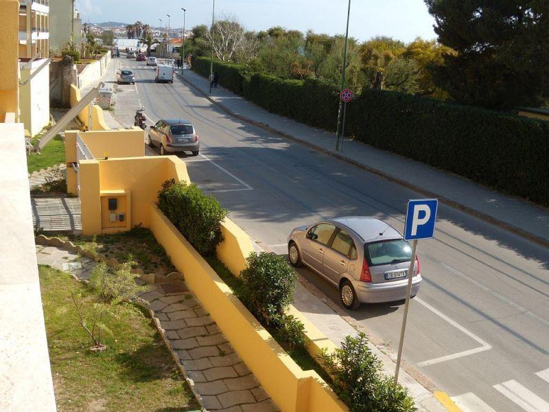 Vue de la terrasse Location Appartement 114223 Alghero