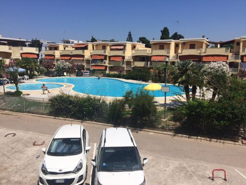 Vue du balcon Location Appartement 114223 Alghero