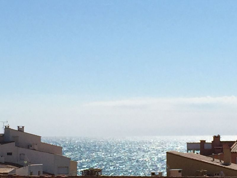 Vue de la terrasse Location Appartement 114789 Cap d'Agde